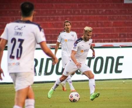Liga de Quito tiene dos bajas y dos dudas para la fecha 15