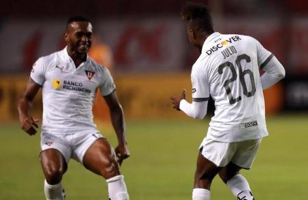 Así será el contrato de Santiago Scotto con Liga de Quito