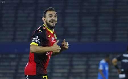 Lucas Mancinelli se suma a Deportivo Cuenca