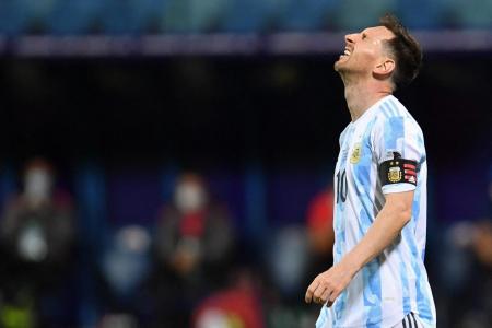 (VIDEO) El gol que se perdió Messi frente a Ecuador