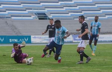 Liga de Quito recibió una goleada en su visita a Guayaquil