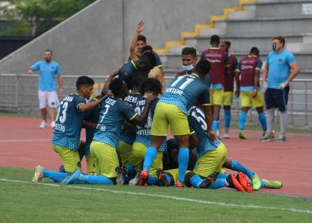 Atlético Porteño derrotó a LDUP en el Reales Tamarindo