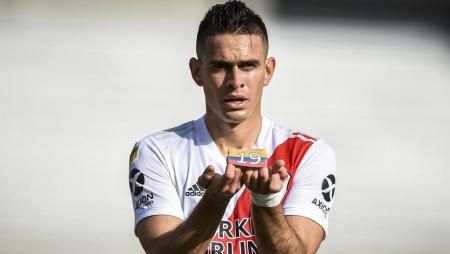 OFICIAL: Rafael Santos Borré jugará en la Bundesliga