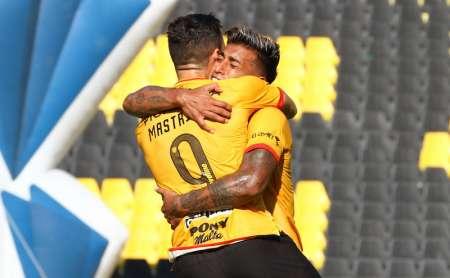 (VIDEO) El gol de Sergio López en el choque contra Macará