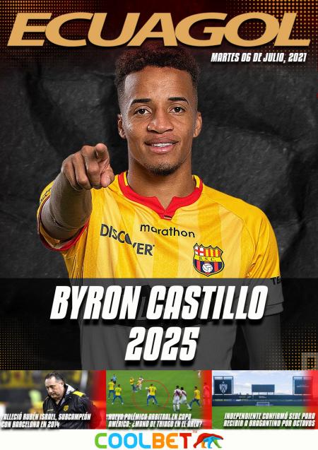 (EXCLUSIVO) Byron Castillo: 2025