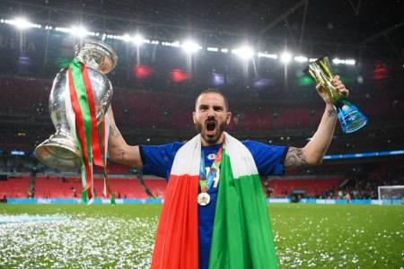 Bonucci, elegido como MVP de la final de Eurocopa 2020