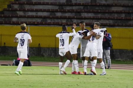 Liga de Quito tiene su 11 para enfrentar a Barcelona SC
