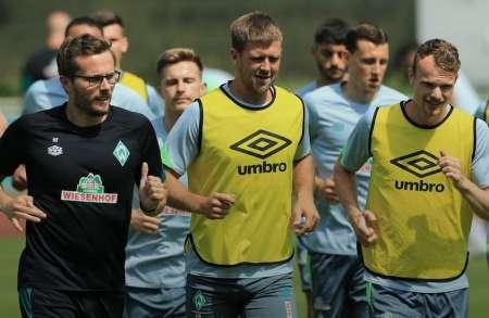 (VIDEO) Johan Mina ya entrena con el primer equipo de Werder Bremen