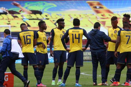 Ecuador sufrirá dos bajas importantes para el arranque de la Copa América