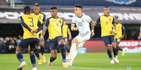 ÚLTIMA HORA: Jugador de la selección ecuatoriana da positivo por COVID-19