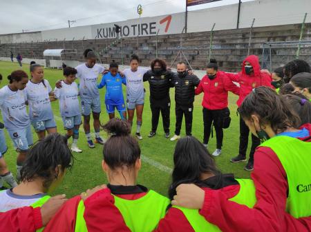 Resultados de la fecha 8 de Superliga Femenina
