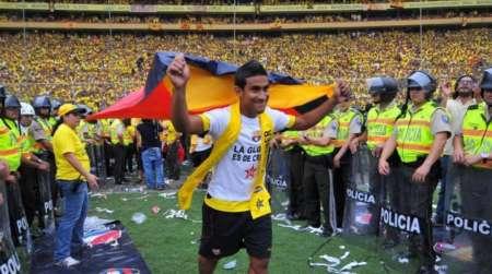 'Ringo' Amaya recordó su paso por Barcelona: