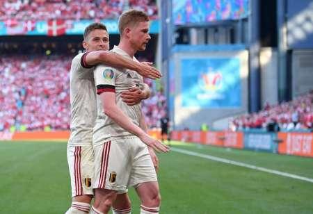 (VIDEO) Golazo de Kevin De Bruyne en la Eurocopa