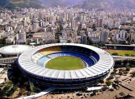 La preocupante imagen del campo de juego del Maracaná a 15 días de la final