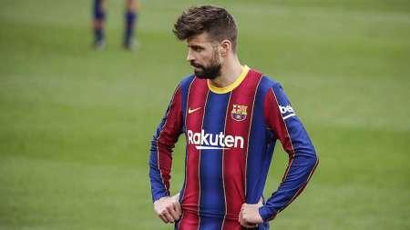 La terminante frase de Gerard Piqué sobre su futuro como futbolista de Barcelona