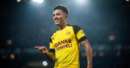 Sancho llegaría al Manchester United por una importante suma