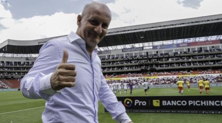 La jugosa cláusula de salida de Pablo Repetto en Liga de Quito