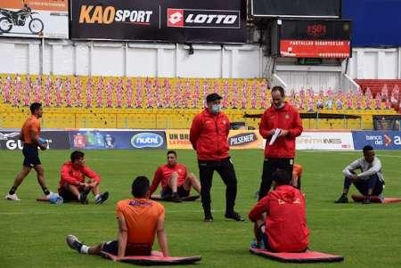 Deportivo Cuenca presenta cinco lesionados