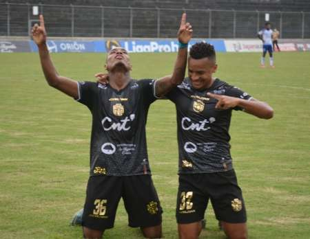 Atlético Santo Domingo derrotó a Cumbayá
