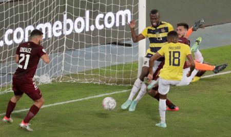 (FOTO) Así marcha Ecuador en la tabla de posiciones en Copa América