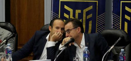 (VIDEO) Francisco Egas sobre el altercado entre Emelec y Michel Deller: ''No lo entiendo''