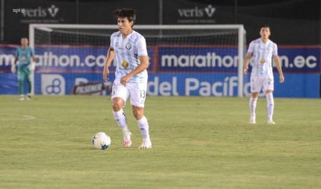 Gaibor dejó de entrenar con el City, y estaría todo listo para sumarse a Independiente