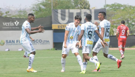 (FOTO) Club campeón de Libertadores quiere a un jugador de Guayaquil City