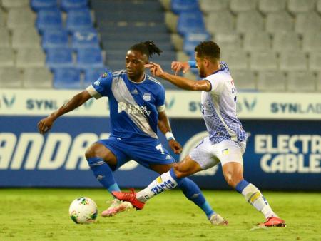 (VIDEO) La clara opción de gol que perdió Lass Bangoura