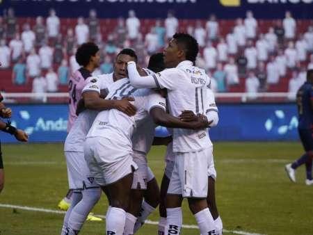 Liga de Quito tendría su 11 para medir a Delfín en Supercopa