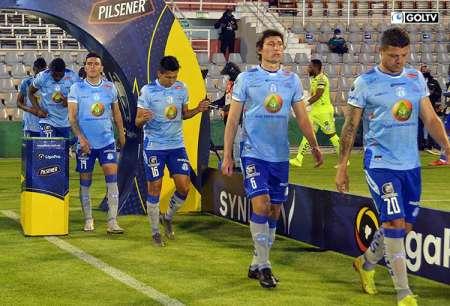 (FOTO) Delantero de Macará cambia de equipo en LigaPro Betcris