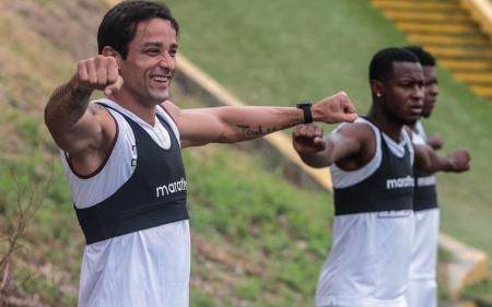 Gabriel Marques palpita su regreso con Barcelona SC