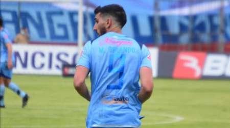 Muriel Orlando fue presentado en su nuevo equipo de LigaPro