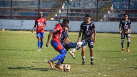 (FOTO) Se jugó una nueva fecha en el Ascenso de la provincia de Los Ríos