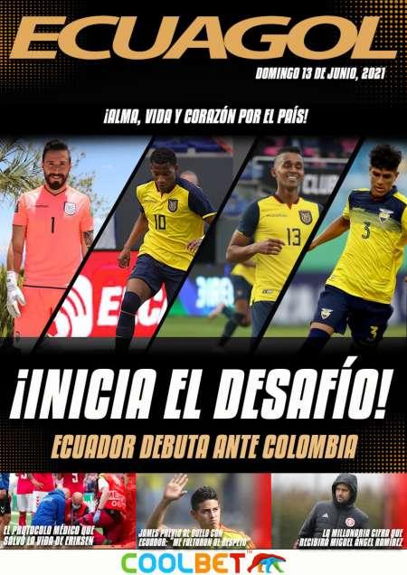 (PREVIA) Ecuador y Colombia se ven las caras nuevamente