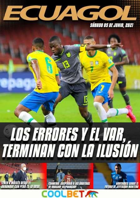 Brasil superó a Ecuador con goles de Richarlison y Neymar