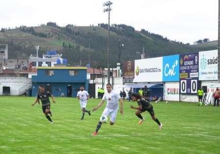 Cumbayá y Chacarita se repartieron los puntos en el Atahualpa