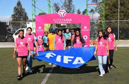 Resultados de la jornada 4 de Superliga Femenina