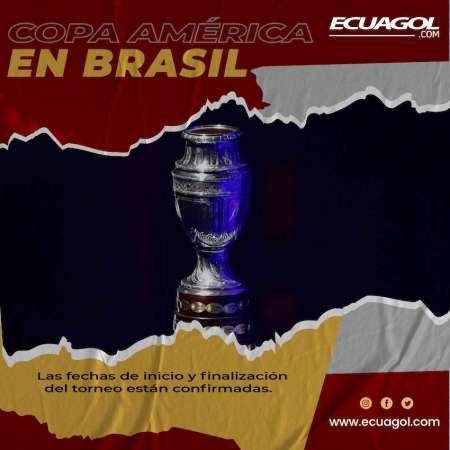 Conmebol confirma dónde se jugará la Copa América