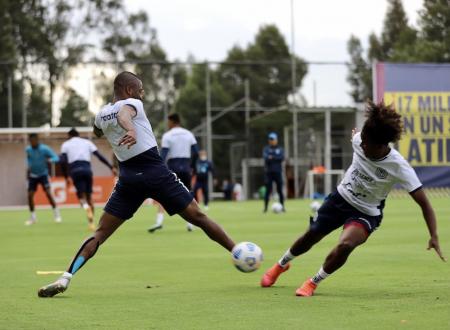 Ecuador tiene cuatro jugadores en 'capilla'
