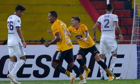 Quedó definido el árbitro del partido entre Boca y Barcelona por Copa Libertadores