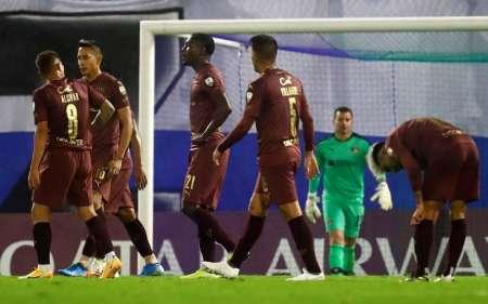(VIDEO) El insólito error de Martínez Borja que sentenció a Liga de Quito