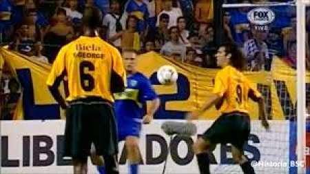 (VIDEO) Se recuerda el gol de Ariel Graziani a Boca Juniors