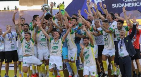 ¿Cuántos campeones de Sudamericana