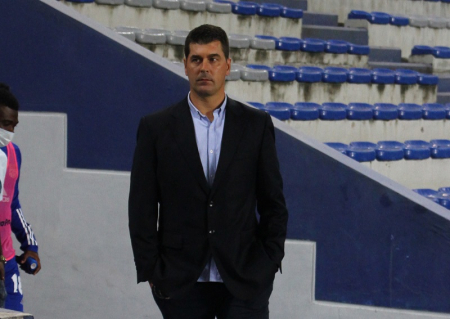 Ismael Rescalvo tras la derrota ante Talleres: ''No entendimos que era un partido clave''