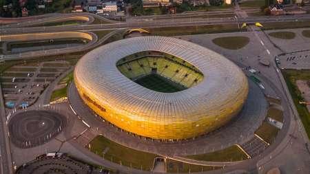 Sede y medidas de prevención para la Eurocopa