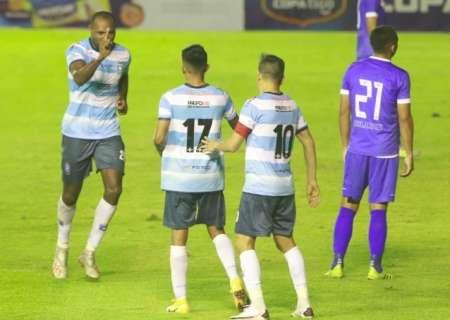 Anangonó marcó en la victoria de Blooming ante San José