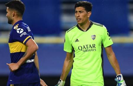 Esteban Andrada ya tendría fecha para regresar a Argentina