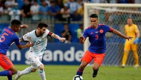 Colombia también cambiaría de sede para el encuentro ante Argentina por eliminatorias