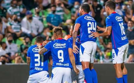 Cruz Azul de Brayan Angulo se coronó campeón de la Liga MX