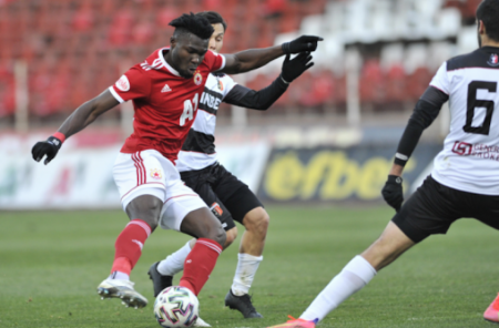 (VIDEO) Jordy Caicedo se perdió un penal con el CSKA Sofia